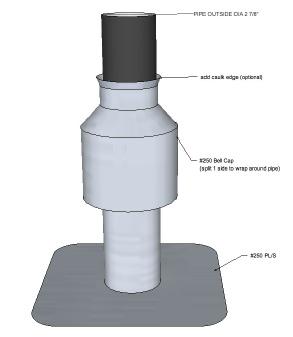 SBC Bell Cap