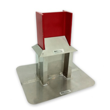 H Beam I Beam Flashing - Model H/D